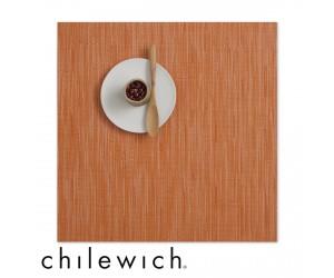 Chilewich Set Quadratisch Bamboo mandarin