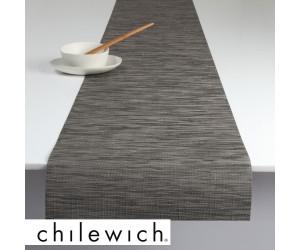 Chilewich Läufer Bamboo grey flannel