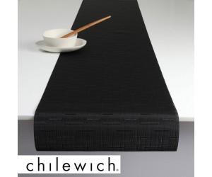 Chilewich Läufer Bamboo jet black