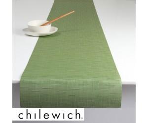 Chilewich Läufer Bamboo lawn green