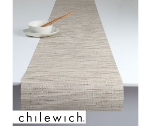 Chilewich Läufer Bamboo oat