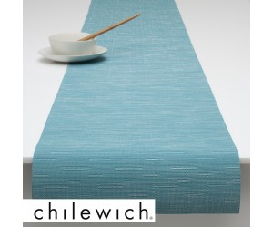 Chilewich Läufer Bamboo teal