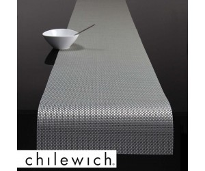 Chilewich Läufer Basketweave ice