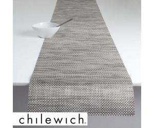 Chilewich Läufer Basketweave oyster