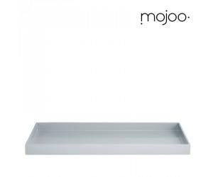 Mojoo Lacktablett rechteckig Xlarge cool grey