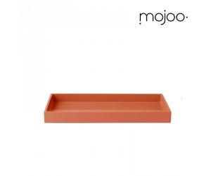Mojoo Lacktablett rechteckig  medium autumn glaze
