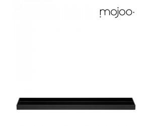 Mojoo Lacktablett rechteckig long black
