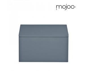 Mojoo Lackbox mit Deckel quadratisch medium antracit