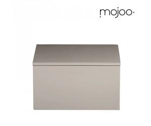Mojoo Lackbox mit Deckel quadratisch medium fawn