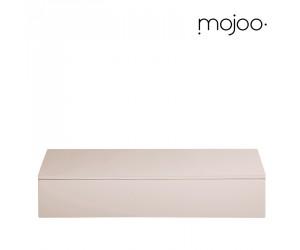 Mojoo Lackbox mit Deckel rechteckig large powder rose
