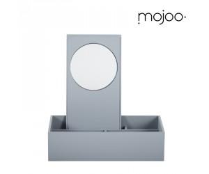 Mojoo Makeup-Lackbox cool grey