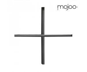 Mojoo Einsatz für Lackbox mit Deckel quadratisch small matt black