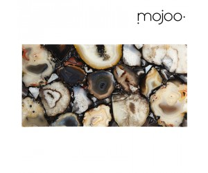 Mojoo Agate-Tafel medium black
