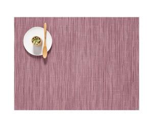 Chilewich Tischset Bamboo rechteckig rhabarber -032 (36x48 cm)