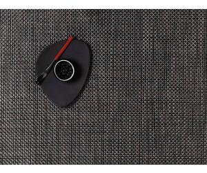 Chilewich Tischset Basketweave rechteckig carbon