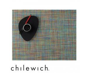 Chilewich Set Rechteckig Basketweave botanic