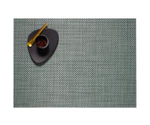 Chilewich Tischset Basketweave rechteckig jade -048 (36x48 cm)