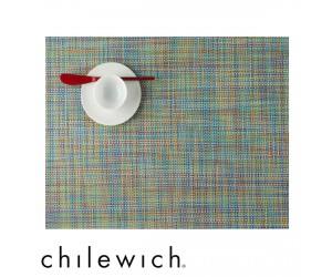 Chilewich Set Rechteckig Mini Basketweave garden