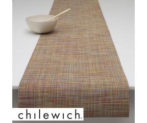 Chilewich Läufer Mini Basketweave confetti