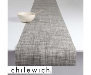 Chilewich Läufer Mini Basketweave gravel