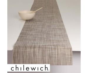 Chilewich Läufer Mini Basketweave soapstone