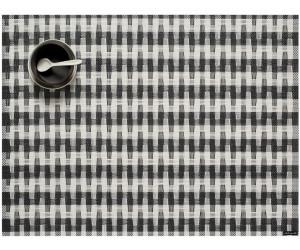 Chilewich - Tischset HARP rechteckig 36 x 48 cm - Tuxedo