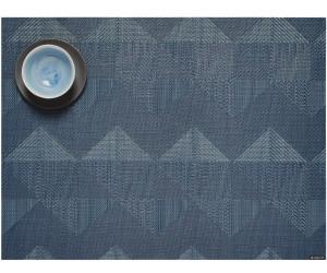 Chilewich - Tischset QUILTED rechteckig 36 x 48 cm - Ink