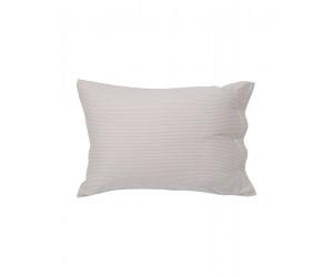 Lexington Bettwäsche Hotel Tencel Stripe beige/weiß