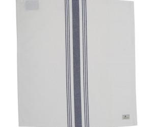 Lexington gestreifte Serviette Hotel Striped Napkin weiß/blau (50x50 cm)
