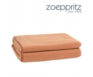 Zoeppritz Plaid Soft-Fleece holz