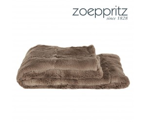 Zoeppritz Felldecke Bliss smoke-840