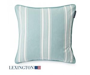 Lexington Dekokissenbezug Ticking Striped aqua
