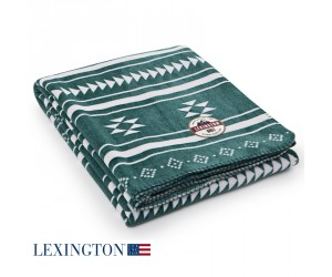 Lexington Decke Fleece Holiday green