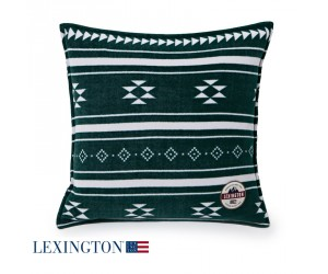 Lexington Dekokissen Fleece Holiday Sham green