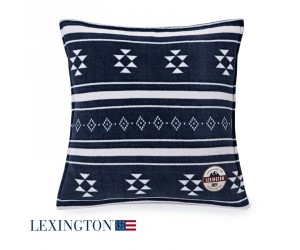 Lexington Dekokissen Fleece Holiday Sham blue