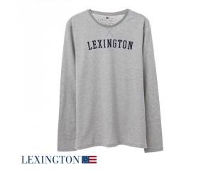 Lexington Pajama Robin in grau/blau