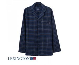 Lexington Pajama Ruben in blau