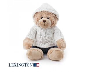 Lexington Teddy Holiday beige/multi