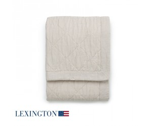 Lexington Bettüberwurf Quilt in beige