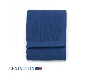 Lexington Bettüberwurf Quilt in blau