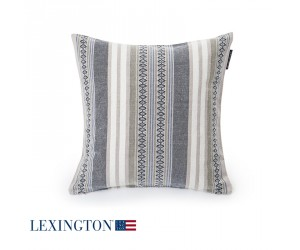 Lexington Dekokissen Multi Striped Sham in Multi Stripe (50 x 50 cm)