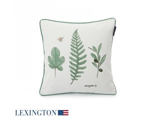 Lexington Dekokissen Green Leaf Sham