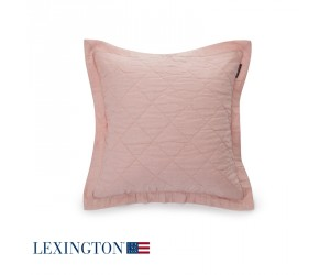 Lexington Dekokissen Quilt Sham in rosa