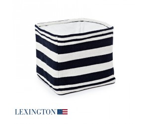 Lexington Basket Striped in blau/weiß