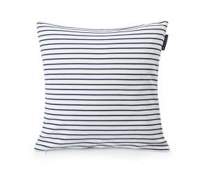 Lexington Dekokissen Summer Striped Sham weiß/blau