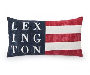 Lexington Dekokissen Summer Repeat Sham in weiß