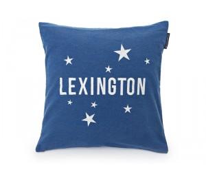 Lexington Dekokissen Summer Lexington Sham blau