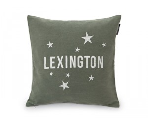 Lexington Dekokissen Summer Lexington Sham grün