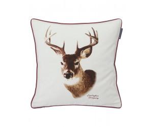Lexington Dekokissen Reindeer Sham weiß / multi (50 x 50 cm)