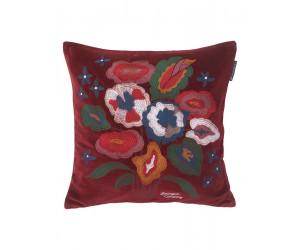 Lexington Dekokissen Flower Sham rot / multi (50 x 50 cm)